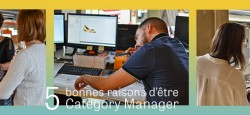 Les 5 bonnes raisons de devenir Category Manager chez NOZ