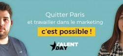 Quitter Paris et travailler dans le marketing ? C'est possible !