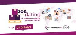 France Invendus et EXSO organisent leur journée de recrutement le 27 octobre prochain !