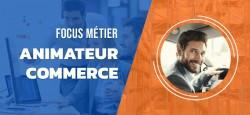 Focus métier : animateur commerce pour l'Univers NOZ
