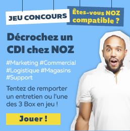 Concours NOZ recrute